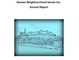Annual Report stock